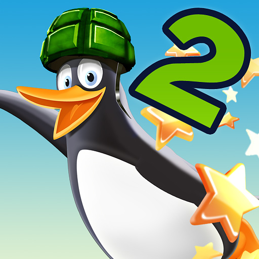 Crazy Penguin Catapult 2 app icon