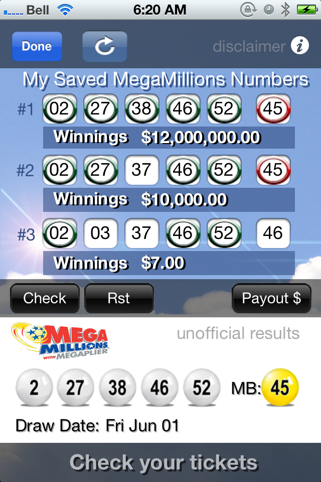 Screenshot Lucky Piks U.S. Michigan Free