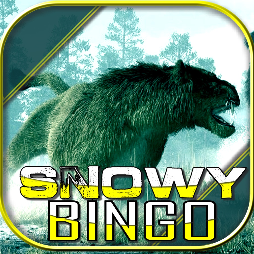 Arctic Snowy Bingo Dream - Lucky Famous Betting Fortune Journey (Gold-en Bonanza 777)