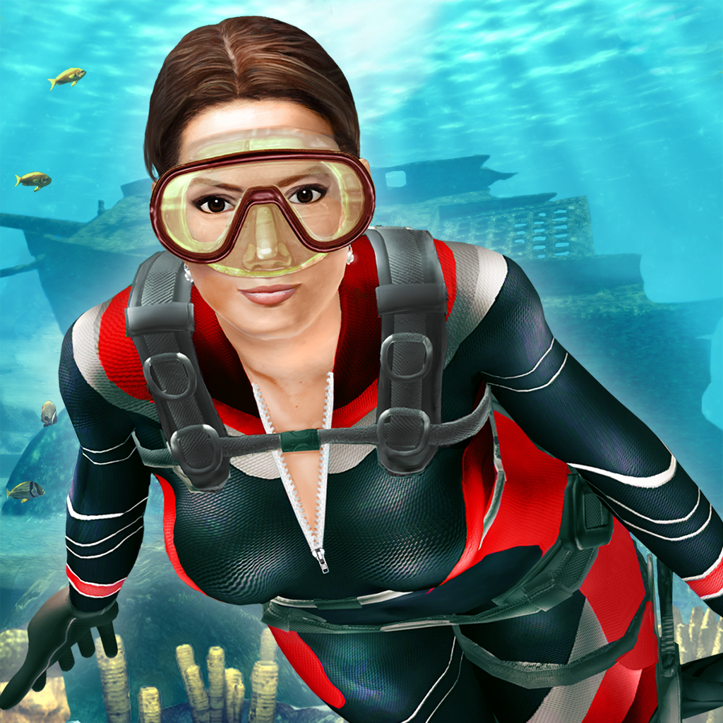 Scuba Diver Adventures: Beyond The Depths iOS